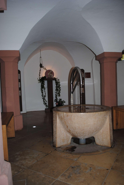 Besuch in Heiligenbronn